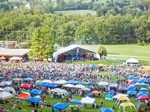 Hot August Music Festival