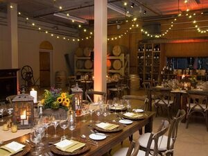 Chef & Winemaker Caskroom Dinner