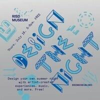 Museum event   Design the Night