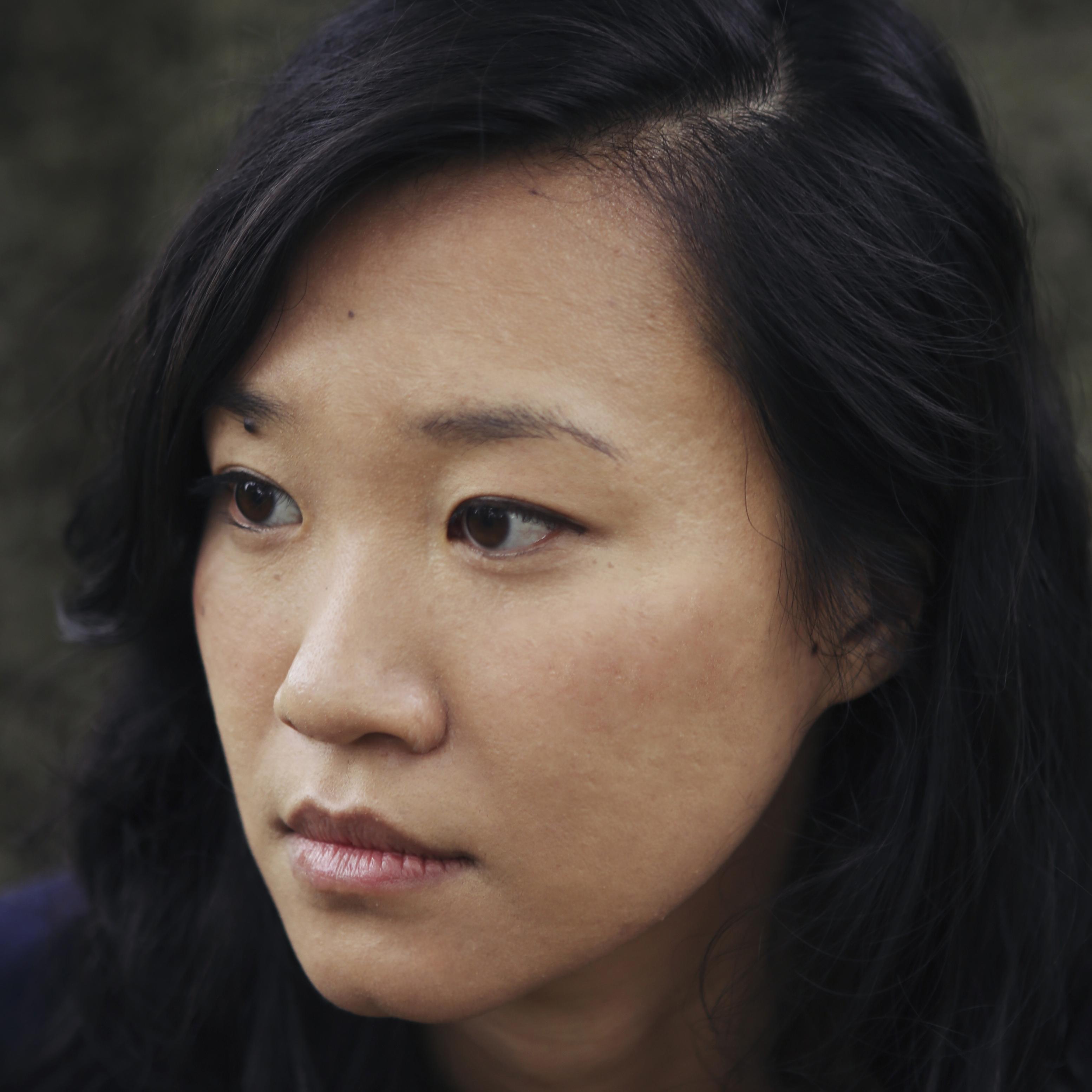 Reading by Jenny Xie