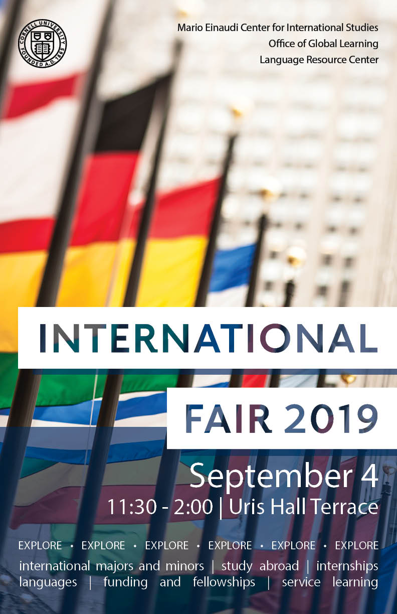 Cornell International Fair