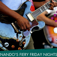 Nando's Fiery Friday Night Concerts