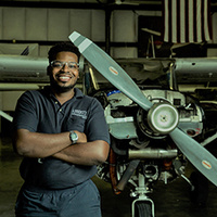Aviation Maintenance Camp