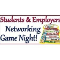 Students and Employers - Networking Game Night