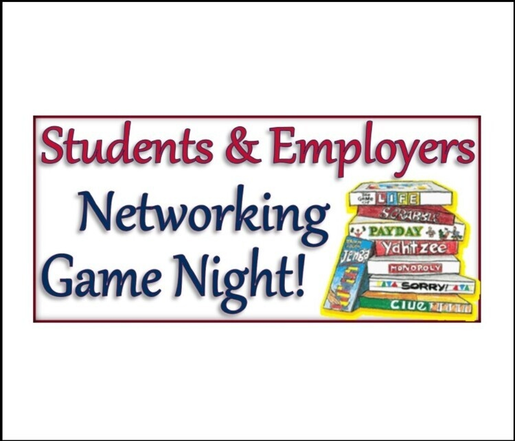 Students and Employers - Networking Game Night at Recreation, Fitness and Wellness Center