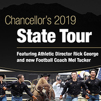 Chancellor's 2019 State Tour: Oskar Blues in Longmont