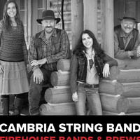 Bands and Brews: Cambria String Band