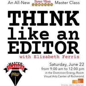 June Master Class: Think Like an Editor with Elizabeth Ferris