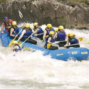 Whitewater Rafting - Outdoor Program Trip