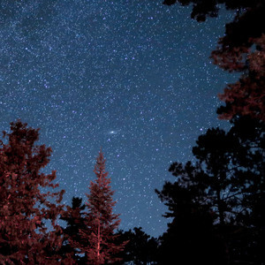 Stargazing and Hiking - Outdoor Program Trip