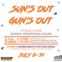 UREC: Edinburg - Sun's Out, Gun's Out
