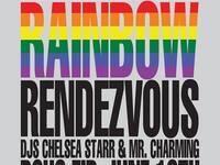Rainbow Rendezvous: DJ Chelsea Starr & Mr. Charming