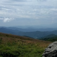 Roan Mountain Backpacking
