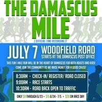 The Damascus Mile