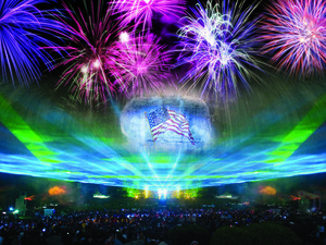 Fantastic Fourth Celebration at Stone Mountain Park