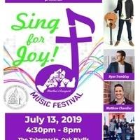 Sing for Joy Music Festival