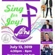 Sing for Joy Music Festival