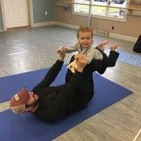 Caregiver & Me Yoga/Creative Movement