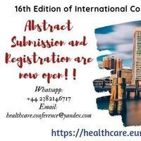 16th Edition of International Conference on Healthcare