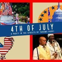 Takoma Park 4th of July Parade and Evening Celebration