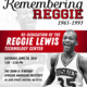 Re-dedication of the Reggie Lewis Technology Center: Remembering Reggie Lewis: