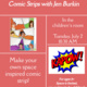 Comic Strips Workshop for Kids