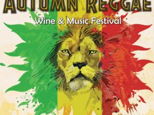 Autumn Reggae Music & Wine Festival