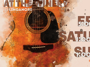 Music At The Winery - Saturdays & Sundays