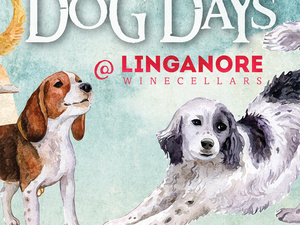 Dog Days at Linganore Winery