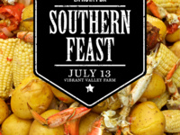 Vibrant Valley Southern Feast with pFriem Brewery