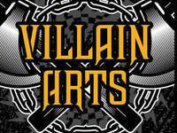 Villain Arts: Portland Tattoo Arts Convention