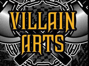 Villain Arts: Portland Tattoo Arts Convention