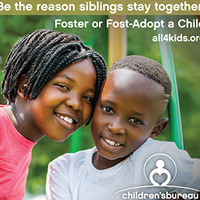 Learn How to Become a Resource Parent & Foster or Foster-Adopt Siblings