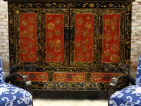 China Then and Now: Antique Furniture & Art Sale