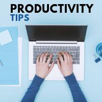 Productivity Tips Seminar | LTS