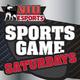 Sports Game Saturdays