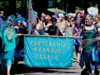 Portlandia Mermaid Parade