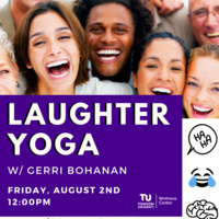 Laughter Yoga for the Longest Day Campaign
