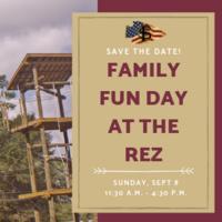 FSU Student Veterans Center - Family Fun Day at The Rez