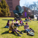 Residence halls open for returning students