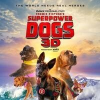 Superpower Dogs at Cinesphere
