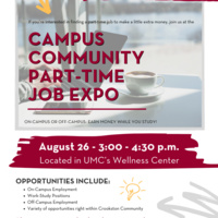 Part-Time Job Expo