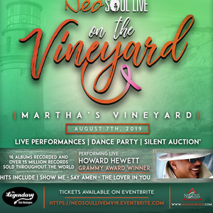 Neo Soul Live on the Vineyard - Martha's Vineyard Calendar