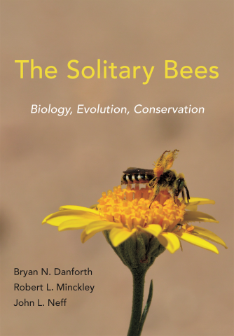 Chats in the Stacks: Bryan Danforth on The Solitary Bees: Biology, Evolution, Conservation
