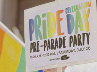 Pride Celebration Day