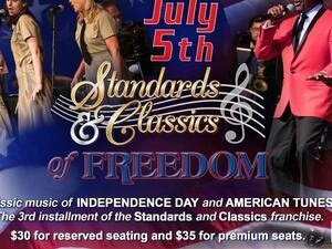 Eddie Owen Presents: Standards and Classics of Freedom