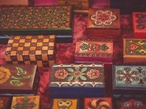 Saint Monica's Arts and Craft Show
