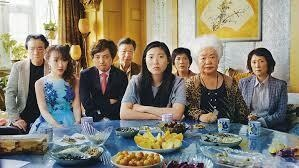The cast of the film The Farewell, starring Awkwafina