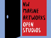 NW Marine Art Works Annual Open Studio