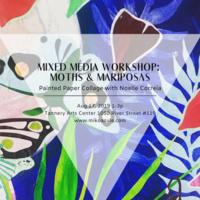 Mixed Media Workshop w/Noelle Correia